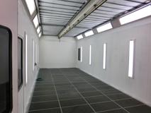 cabine de peinture